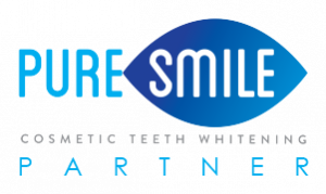 pure smile official reseller badge