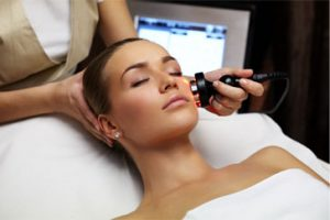 LED Light Therapy on Acne Scars