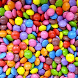 Colorful Gems Chocolates